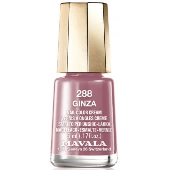 Mini Color Creme Gel Effect Nail Polish - Ginza (288) 5ml