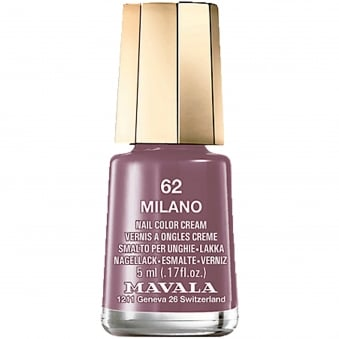 Mini Color Creme Gel Effect Nail Polish - Milano (62) 5ml