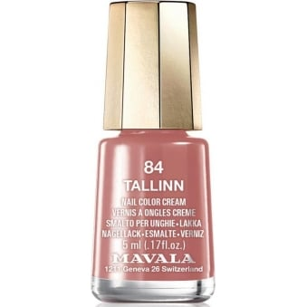 Mini Color Creme Gel Symphony Effect Nail Polish Collection - Tallinn (84) 5ml