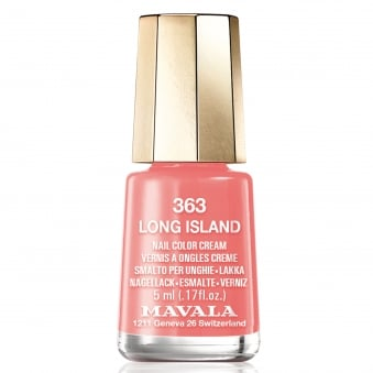 Mini Summer 2016 Nail Polish Collection - Long Island (363) 5ml