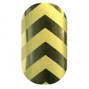 Professional Nail Wraps - All Hail The Queen (22 Nails)