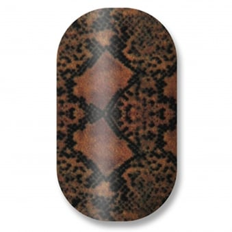 Professional Nail Wraps - Don't Boa Contruct Me (22 Nails)