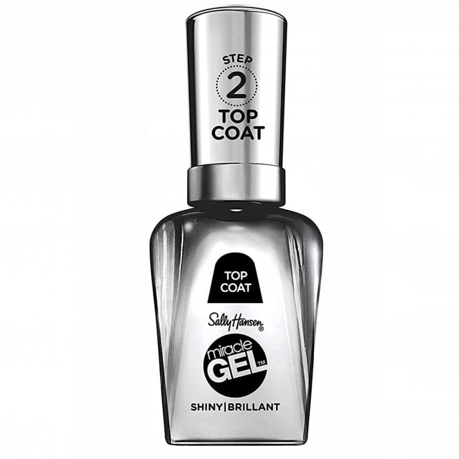 Sally Hansen Miracle Gel Miracle Gel - Top Coat (101) 14.7ml