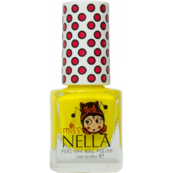 Miss Nella Nail Polish For Kids - Sunkissed 4ml