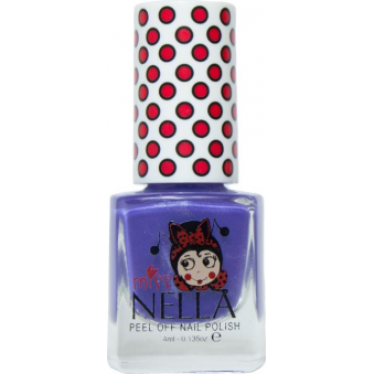 Miss Nella Nail Polish For Kids - Sweet Lavender 4ml
