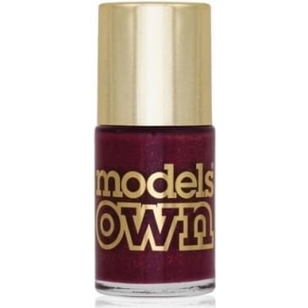 Diamond Luxe Nail Polish Collection 2014 - Marquise Maroon 14ml