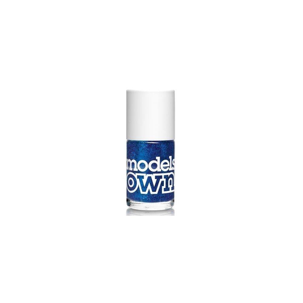 Blue Nail Varnish Uk: Models Own Nail Polish