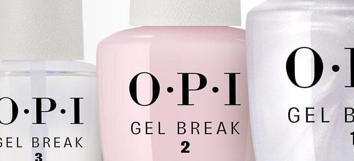 OPI Gel Break 2017