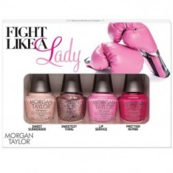 Fight Like A Lady Nail Polish Collection 2015 - Mini Pack (4 x 5ml) (White Box)