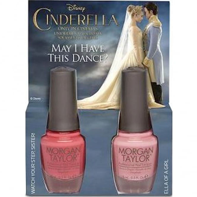 Morgan Taylor May I Have This Dance ? - A Duo Nail Polish Pack (2 x 15ml)