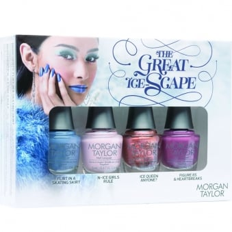 Mini Nail Polish Pack - The Great Ice Scape (4 x 5ml)