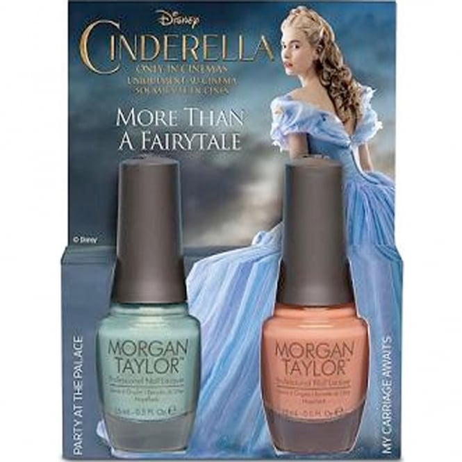 Morgan Taylor More Then A Fairytale - A Duo Nail Polish Pack (2 x 15ml) (51247)