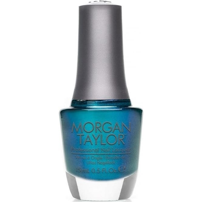 Morgan Taylor Nail Polish - Bright Eyes (Pearl) 15ml