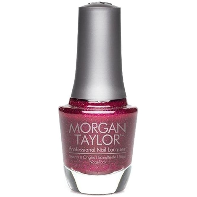 Morgan Taylor Nail Polish - Fit For A Queen (Glitter) 15ml
