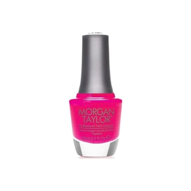 Morgan Taylor Nail Polish - Prettier In Pink (Creme) 15ml (50022)
