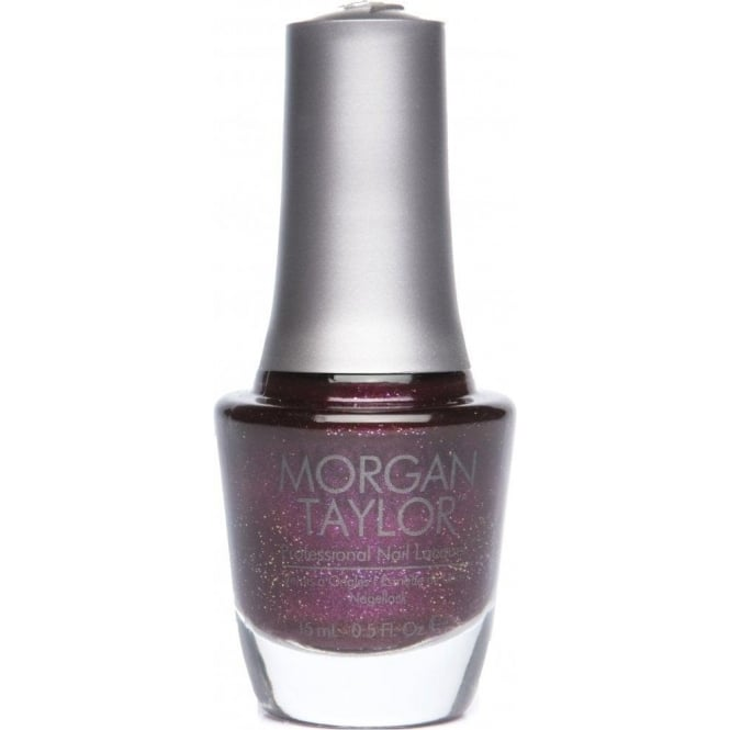 Morgan Taylor Nail Polish - Rebel With A Cause (Glitter) 15ml