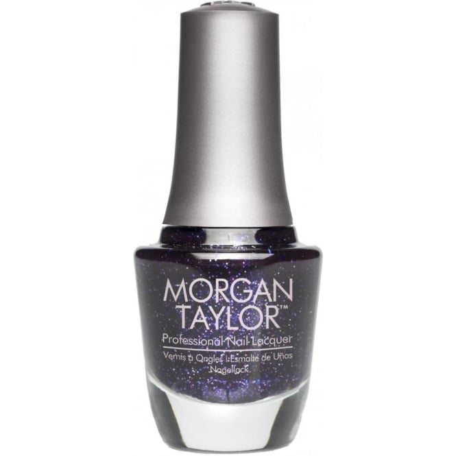 Morgan Taylor Nail Polish - Sapphires Rubies And Emeralds Oh My (Glitter) 15ml