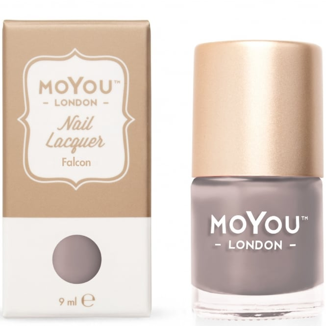 MoYou London Stamping Nail Lacquer - Falcon 9ml (MN043)