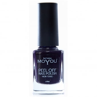 Peel Off Nail Polish - Non Toxic - Midnight Waltz (MYP2) 11ml