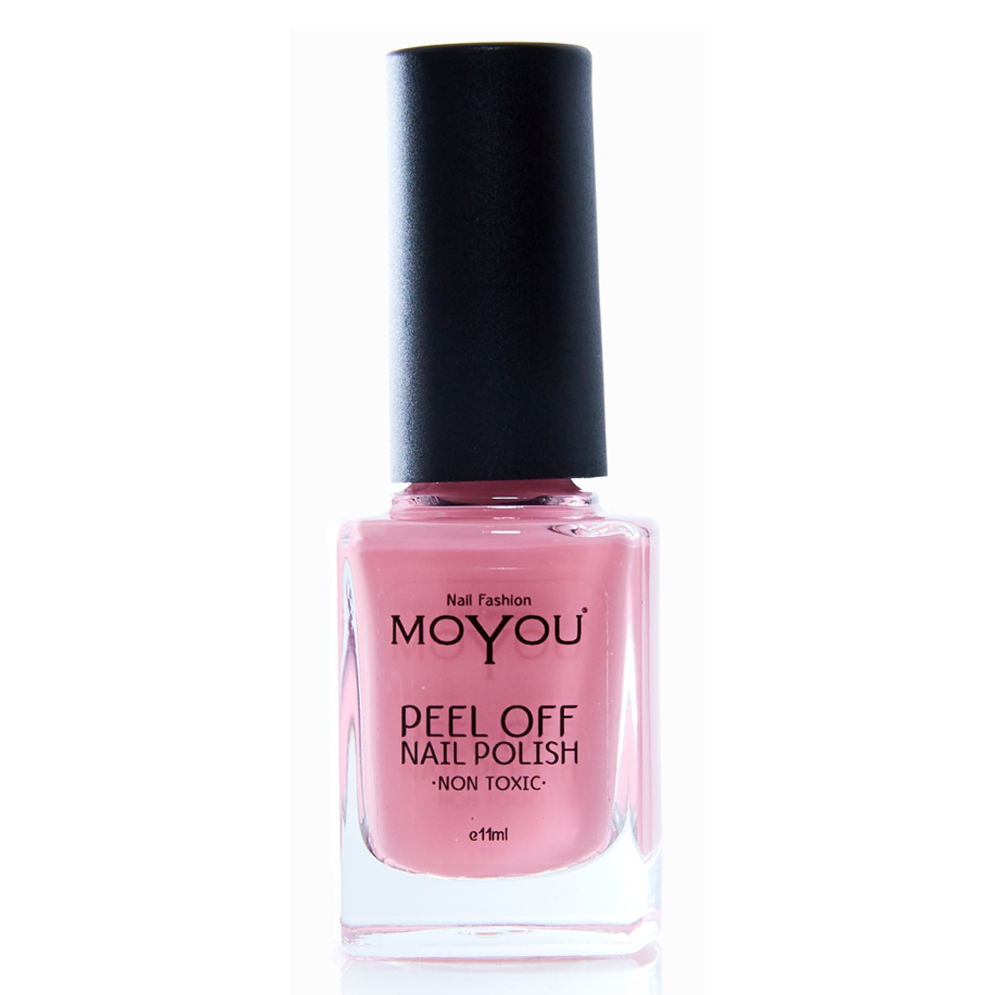 MoYou Peel Off Non Toxic Nail Polish - Sassy Ballet 11ml (MYP5)