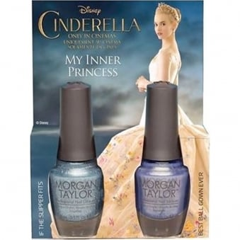 My Inner Princess - A Duo Nail Polish Pack (2 x 15ml)