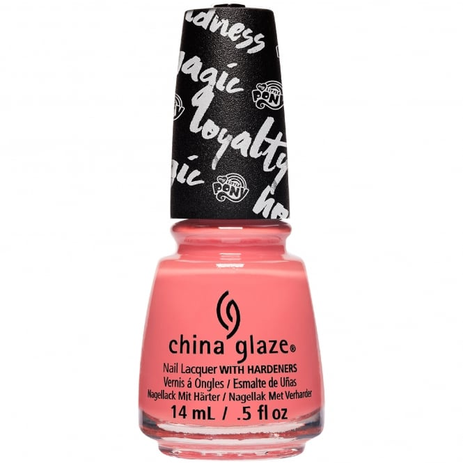 China Glaze My Little Pony 2017 Nail Polish Collection - Sweet As Pinkie Pie (83995) 14ml