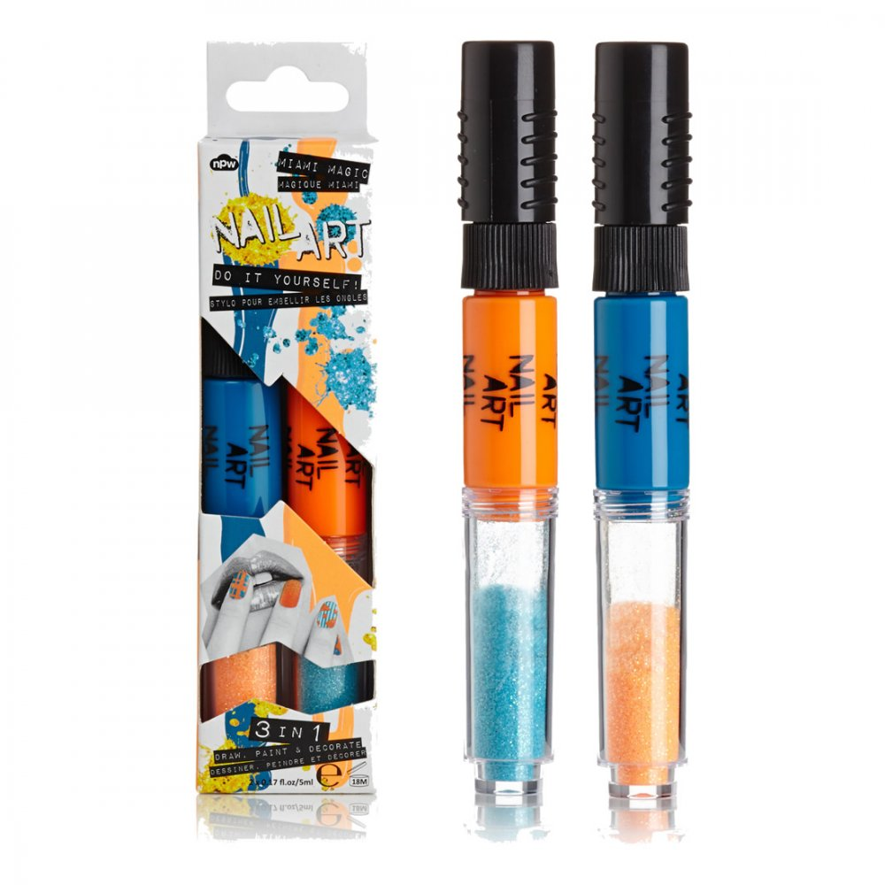 Home › Nails › Nail Art › NPW › NPW Nail Art Pens 3 in 1