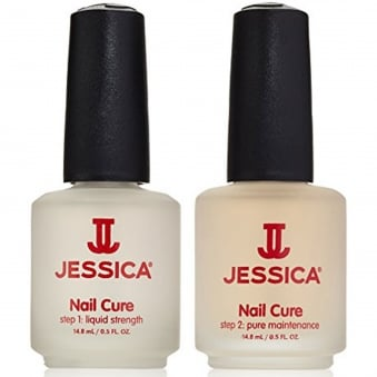 Nail Cure Duo Solution - Solution For Nails That Just Won't Grow