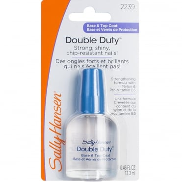 Nail Double Duty Strengthening Base & Top Coat