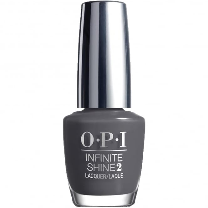 OPI Infinite Shine Nail Lacquer - Steel Waters Run Deep 15ml (ISL27)