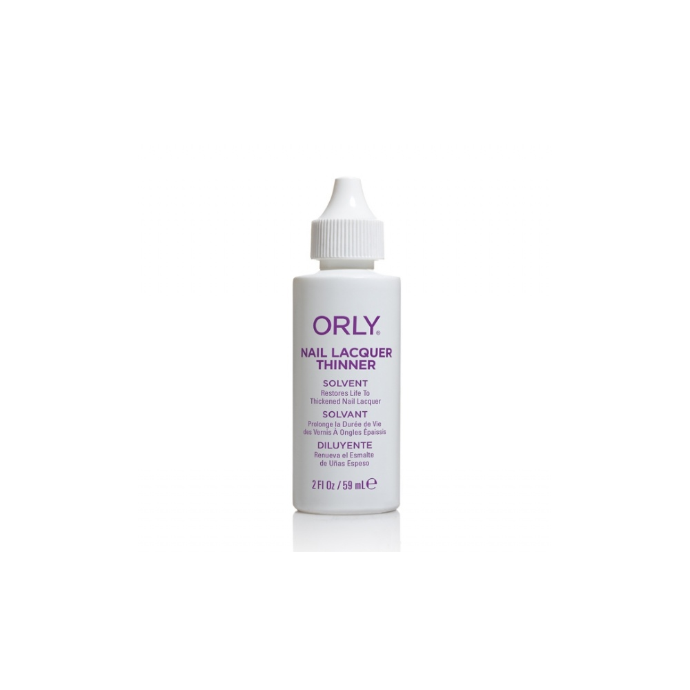Orly Nail Lacquer Thinner - 59 mL - 2 Oz