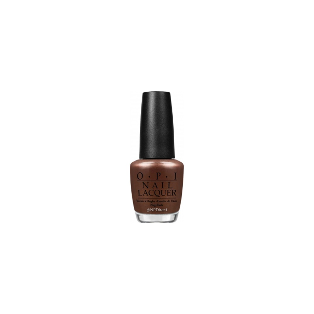 Nail Polish Colors Bronze: OPI Nail Polish Brisbane Bronze