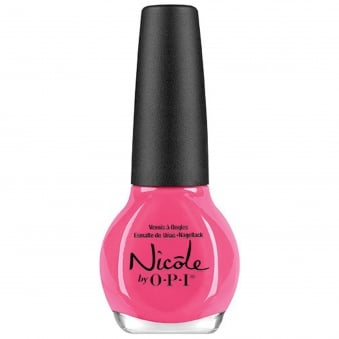 Nail Polish - City Pretty Rose 15ml (NI 181)
