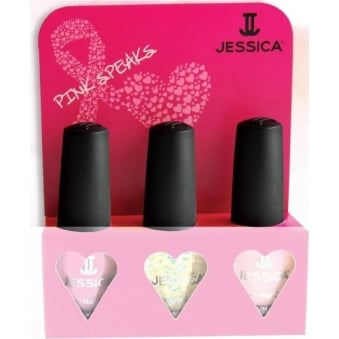 Nail Polish Collection Pink Speaks Set Of Three (3 x 14.8ml)