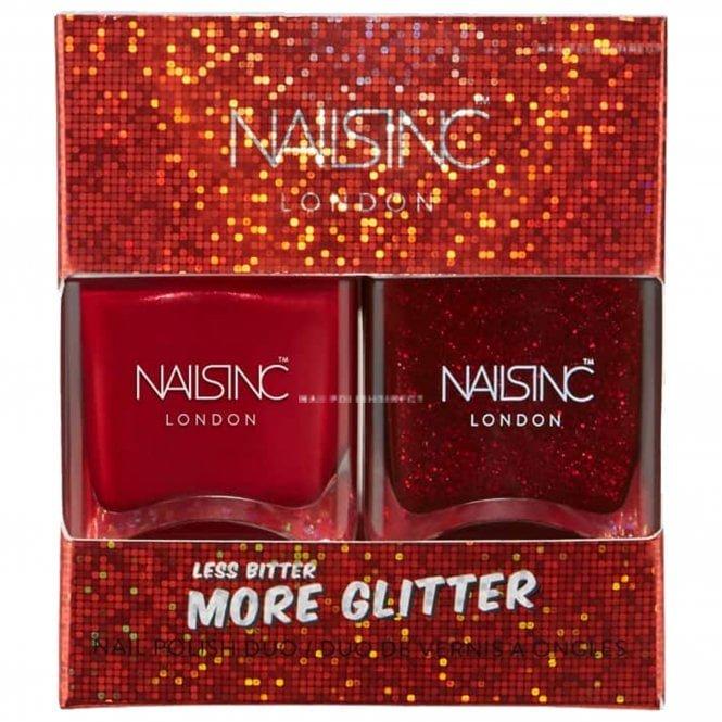 Image result for less bitter more glitter