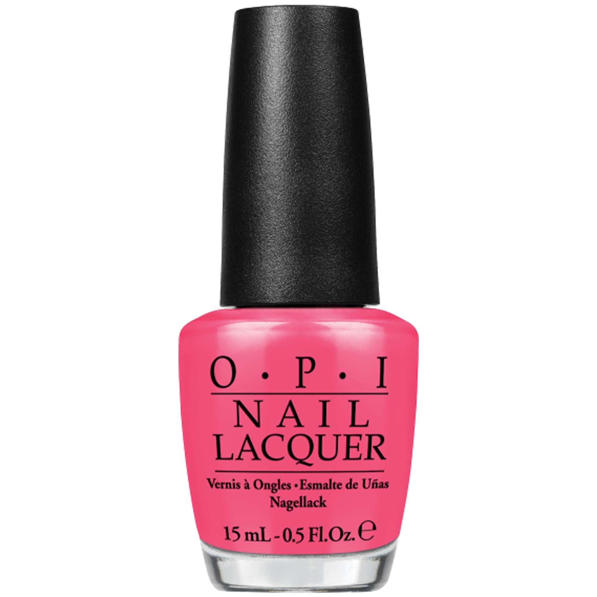 Opi Nail Polish Feelin 39 Hot Hot Hot