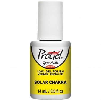 Nail Polish Festival Of Colours 2016 Gel Collection - Solar Chakra 14ml