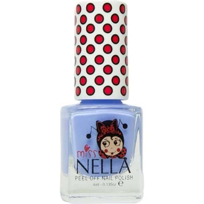Miss Nella Nail Polish For Kids - Blue Bell 4ml (MN12)