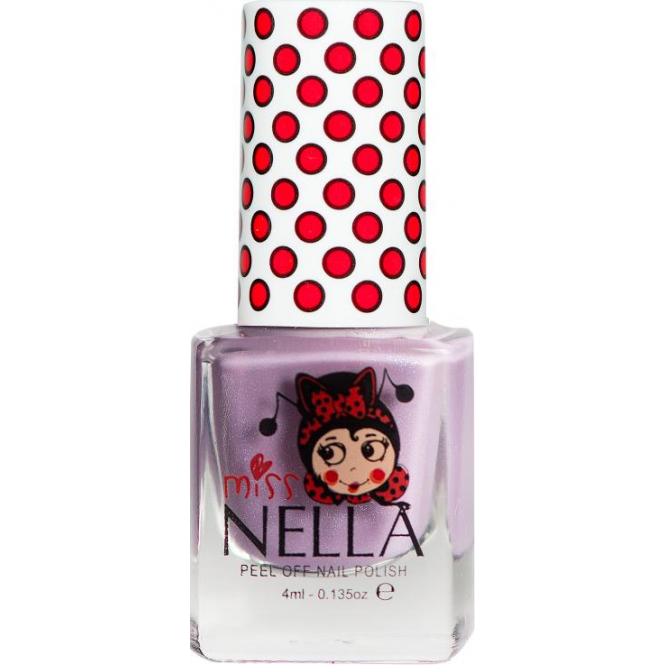 Miss Nella Nail Polish For Kids - Butterfly Wings 4ml (MN06)