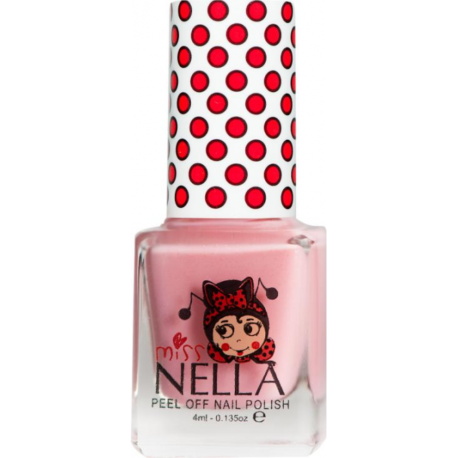 Miss Nella Nail Polish For Kids - Cheeky Bunny 4ml (MN05)