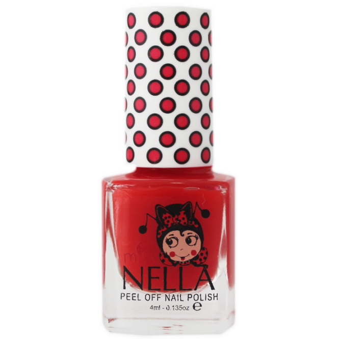 Miss Nella Nail Polish For Kids - Class Clown 4ml