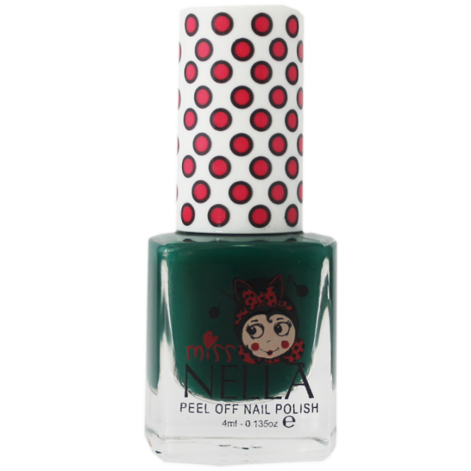 Miss Nella Nail Polish For Kids - Field Trips 4ml