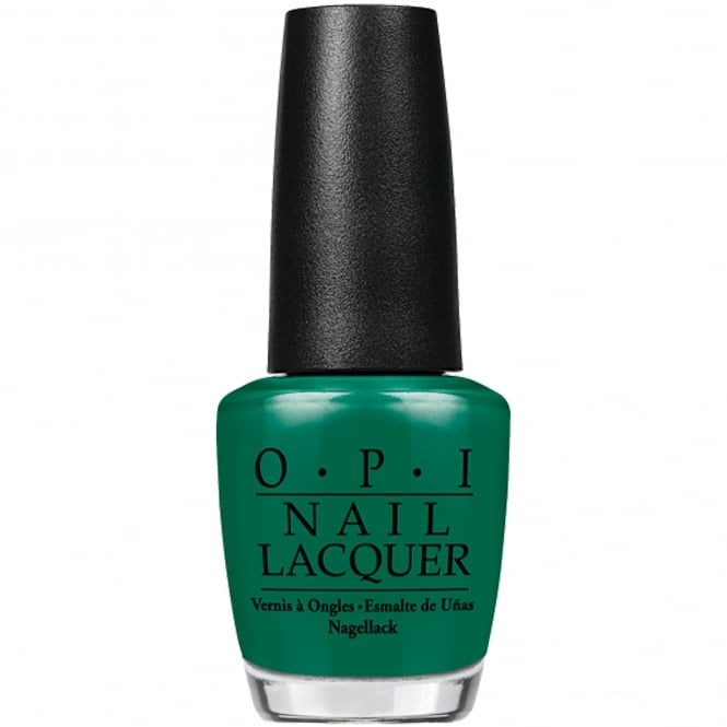 OPI Nail Polish - Jade Is The New Black (NL H45) 15ml