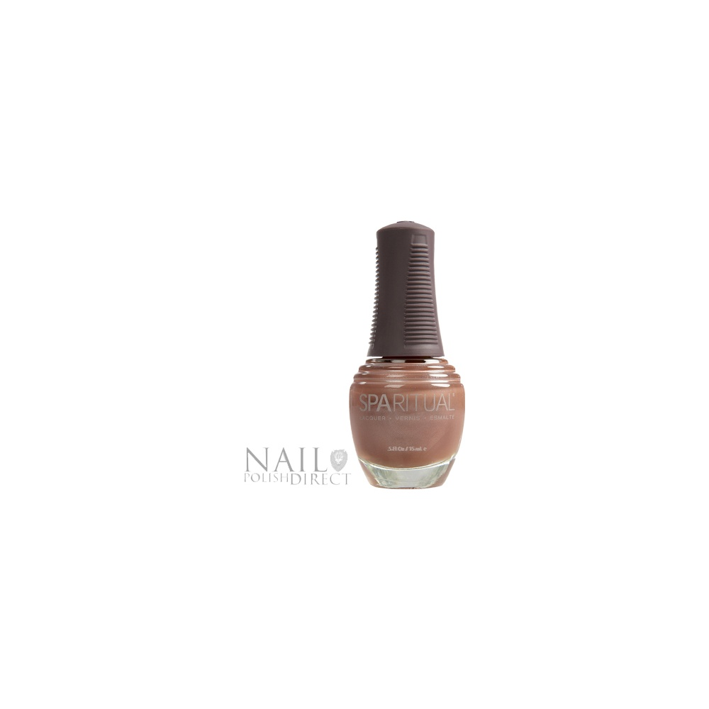 sparitual nail polish lacquer solid as a rock 130 15ml cream. Black Bedroom Furniture Sets. Home Design Ideas