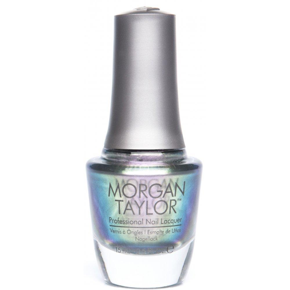 Morgan Taylor Nail Polish Little Misfit Glitter 15ml Quality Uk