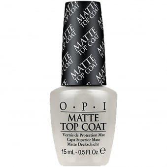 Nail Polish - Matte Top Coat (NT T35) 15ml