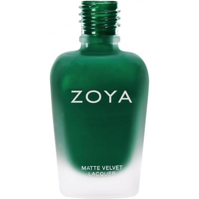 Zoya Nail Polish Matte Velvet Winter 2015 Holiday Collection - Honor 15ml (ZP819)