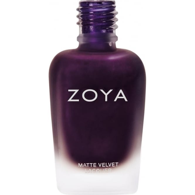 Zoya Nail Polish Matte Velvet Winter 2015 Holiday Collection - Iris 15ml (ZP817)
