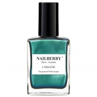 Nail Polish Oxygenated Green Therapy Nail Lacquer Collection - Glamazon 15ml