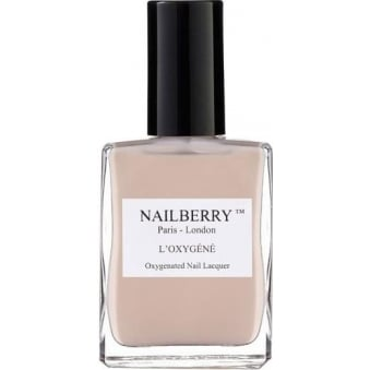 Nail Polish Oxygenated Nail Lacquer - Au Naturel 15ml